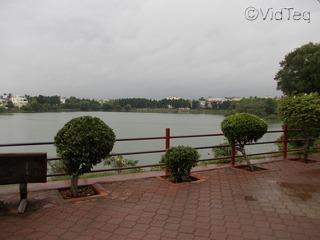 Safilguda lake Park
