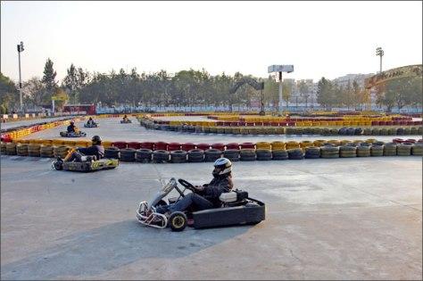 Runway 9 Go Karting